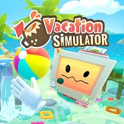 Carátula de Vacation Simulator - PC