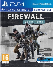 Firewall 0 Hour PS4