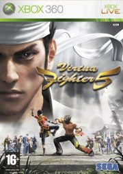 Carátula de Virtua Fighter 5 - Xbox 360