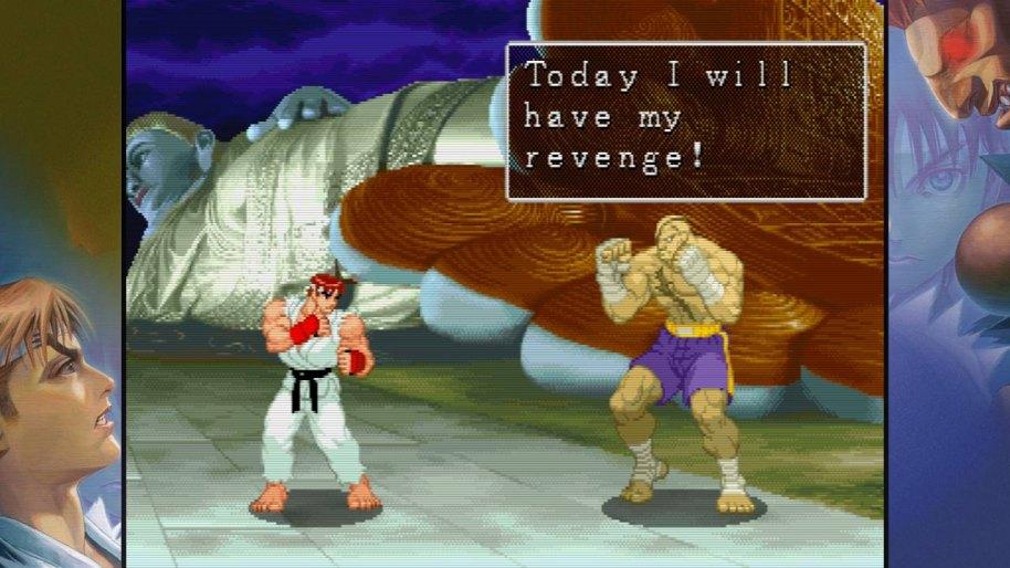 Street Fighter 30th Anniversary análisis