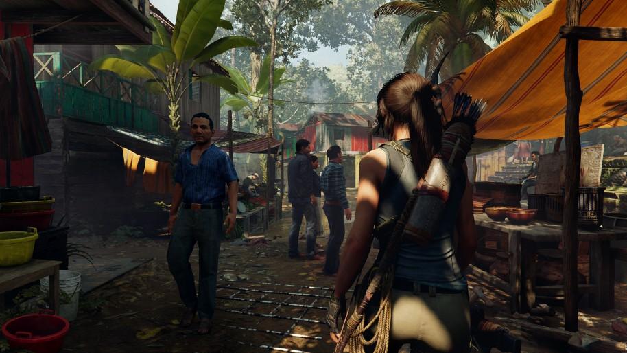 Shadow of the Tomb Raider: Jugamos Shadow of the Tomb Raider, la aventura más increíble de Lara Croft