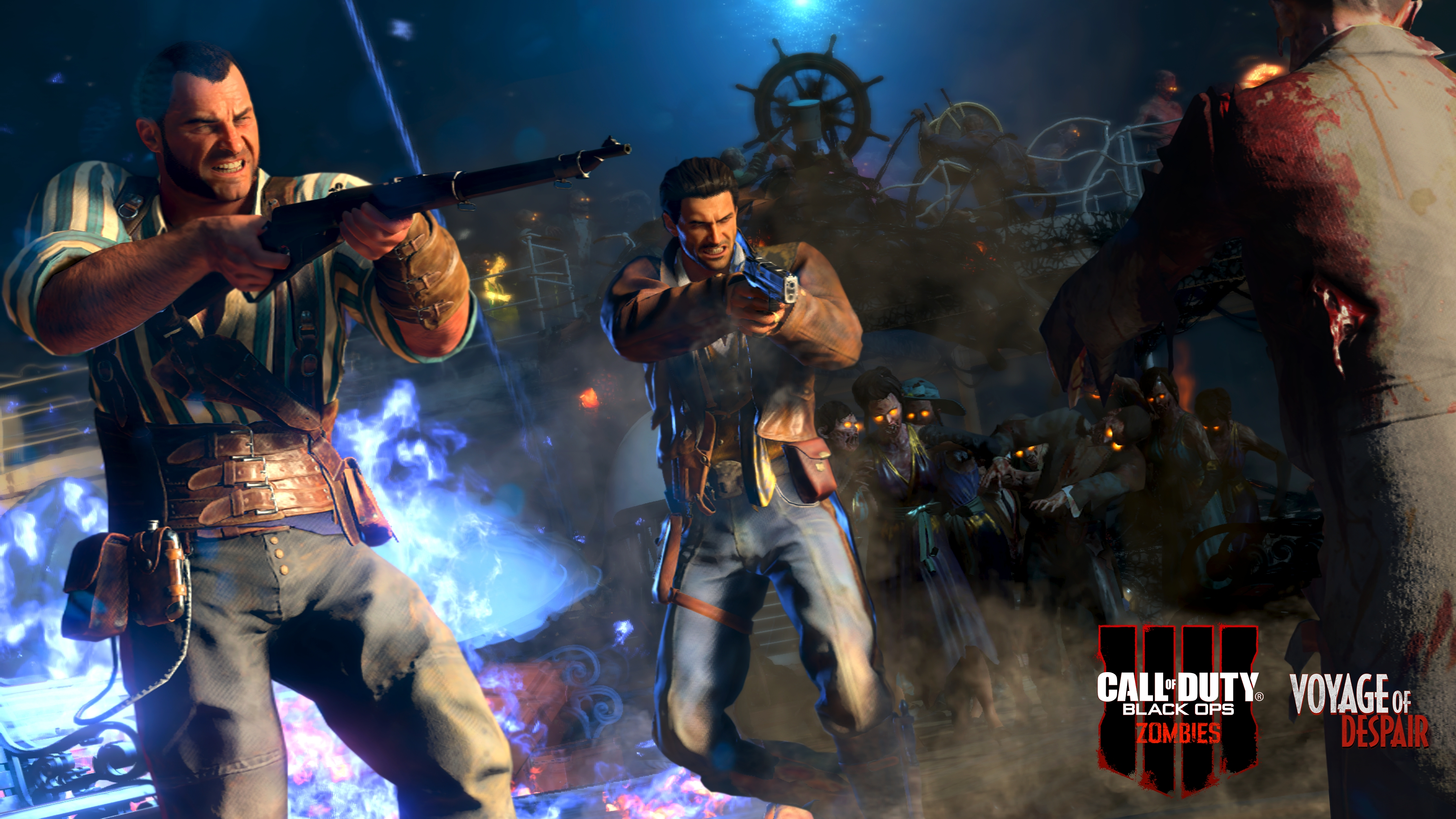 Call of Duty: Black Ops 4 calienta motores con su beta multijugador