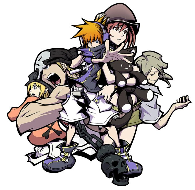 The World Ends with You -Final Remix- Nintendo Switch