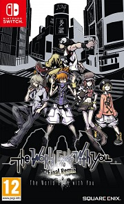 Carátula de The World Ends with You -Final Remix- - Nintendo Switch