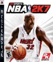 Carátula de NBA 2K7 - PS3