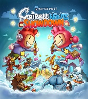 Carátula de Scribblenauts Showdown - Nintendo Switch