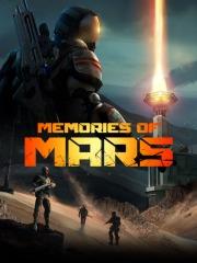 Carátula de Memories of Mars - PS4