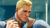 ¡Cody entra en acción! Vídeo del luchador de Street Fighter V