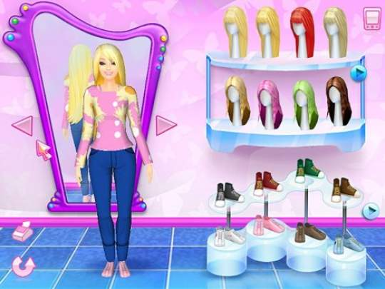 Imagenes De Barbie Fashion Show An Eye For Style Para Pc 3djuegos