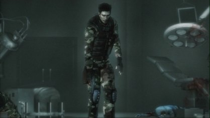 Vampire Rain Altered Species PS3