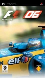 Carátula de Formula One 06 - PSP