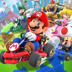 Mario Kart Tour Análisis