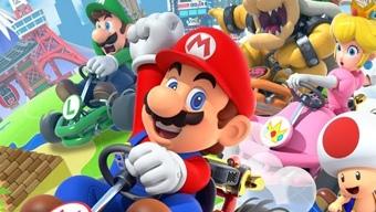Mario Kart Tour ya se cuela entre los juegos más descargados para móviles iOS y Android