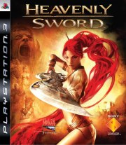 Carátula de Heavenly Sword - PS3