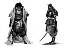 Se filtran varias ilustraciones de Heavenly Sword 2