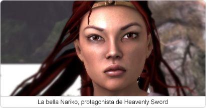 Los creadores de Heavenly Sword ya tienen editor para su título multiplataforma