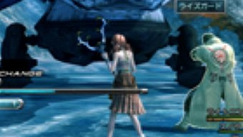 Final Fantasy XIII, Gameplay 04: Combate sobre hielo
