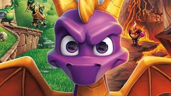 Hemos jugado el soñado (y triple) retorno de Spyro