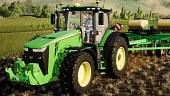Farming Simulator 19 muestra sus máquinas agrícolas
