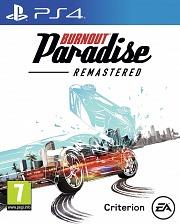Carátula de Burnout Paradise: Remastered - PS4
