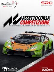 Carátula de Assetto Corsa Competizione - PS4