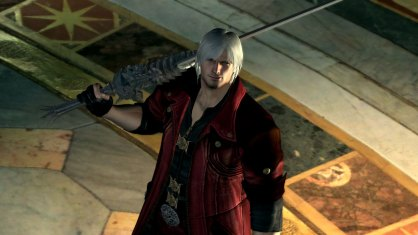 Devil May Cry 4: Devil May Cry 4: Avance TGS 07