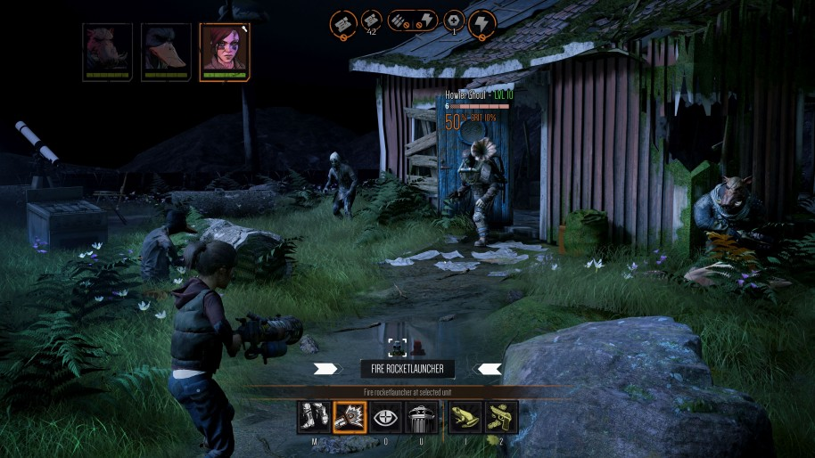 Mutant Year Zero Road to Eden Xbox One
