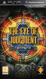 The Eye of Judgment: Legends PSP