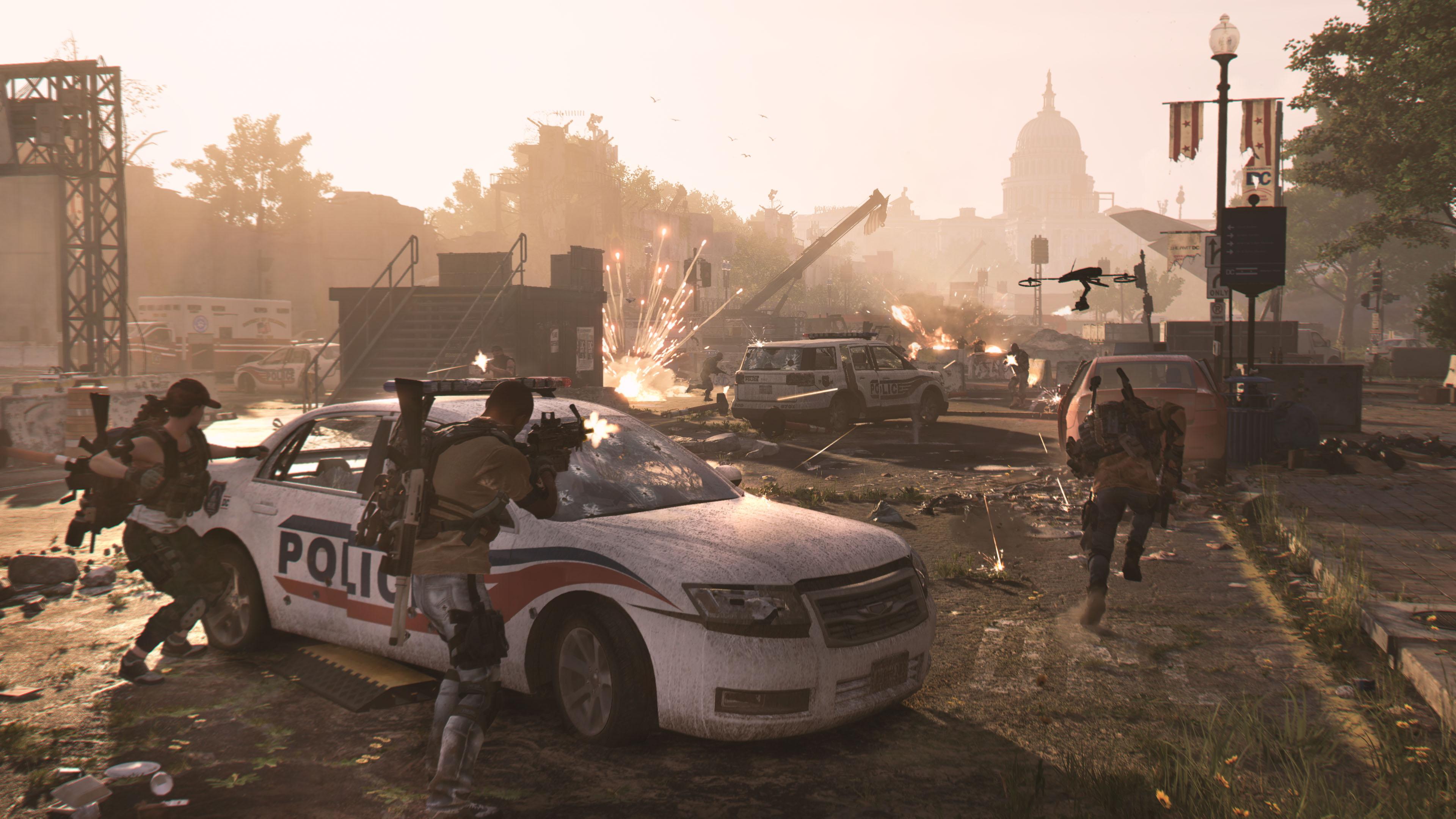 Fecha y detalles de la Beta privada de The Division 2