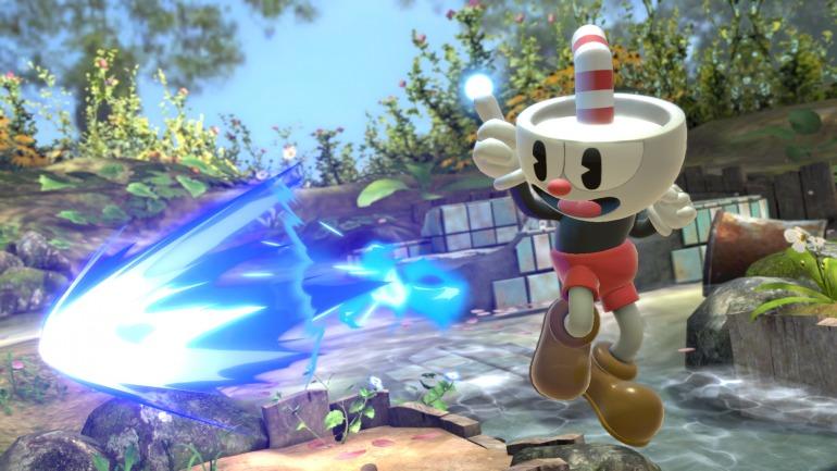 Cuphead ha sido el último personaje en dar el salto a Super Smash Bros. Ultimate en forma de skin especial.