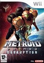 Carátula de Metroid Prime 3: Corruption - Wii
