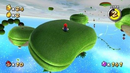 Super Mario Galaxy análisis