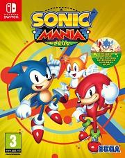 Carátula de Sonic Mania Plus - PS4