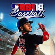 Carátula de R.B.I. Baseball 18 - Android