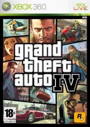 Carátula de GTA 4 - Xbox 360