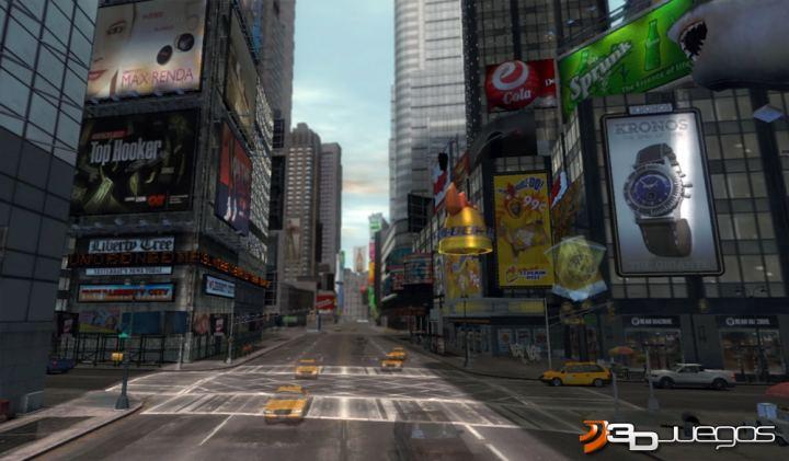 GTA 4 - Avance