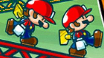 Análisis de Mario vs. Donkey Kong 2: La marcha de los Minis