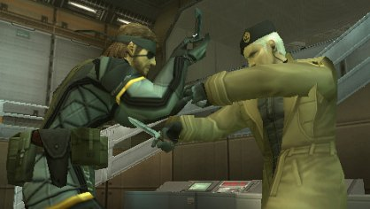 Metal Gear Solid Portable Ops análisis