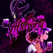 Carátula de Afterparty - PC