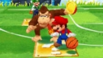 Video Mario Slam Basketball, Vídeo del juego 2