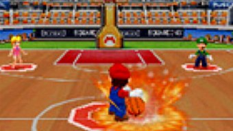 Video Mario Slam Basketball, Vídeo del juego 4