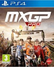 Carátula de MXGP PRO - PS4