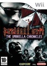 Carátula de Resident Evil: Umbrella - Wii