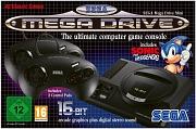 Carátula de Mega Drive Mini - Megadrive