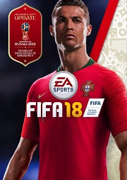FIFA 18 World Cup Russia 2018