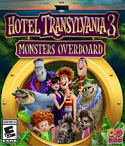 Carátula de Hotel Transylvania 3: Monsters Overboard - Nintendo Switch