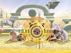 Pantalla Super Smash Bros. Brawl