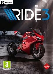 Carátula de RIDE 3 - PC