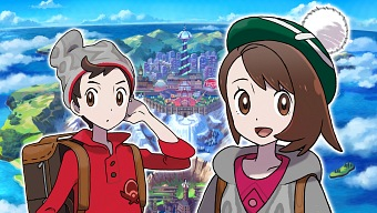 ¡Pokémon GIGANTES! Jugamos Pokémon Espada / Escudo en el E3 2019