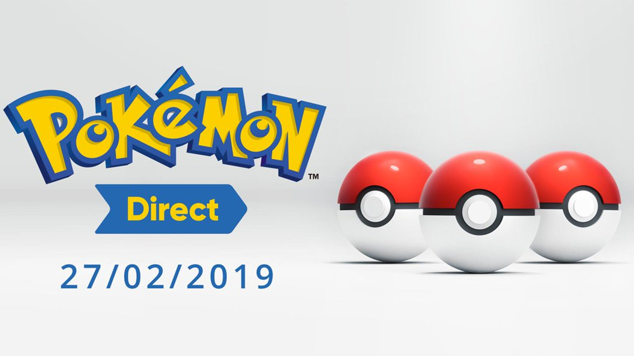 ¡Preparen consolas! Nintendo anuncia Pokémon Sword y Shield para Switch